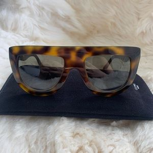 Celine Andrea Brown Sunglasses